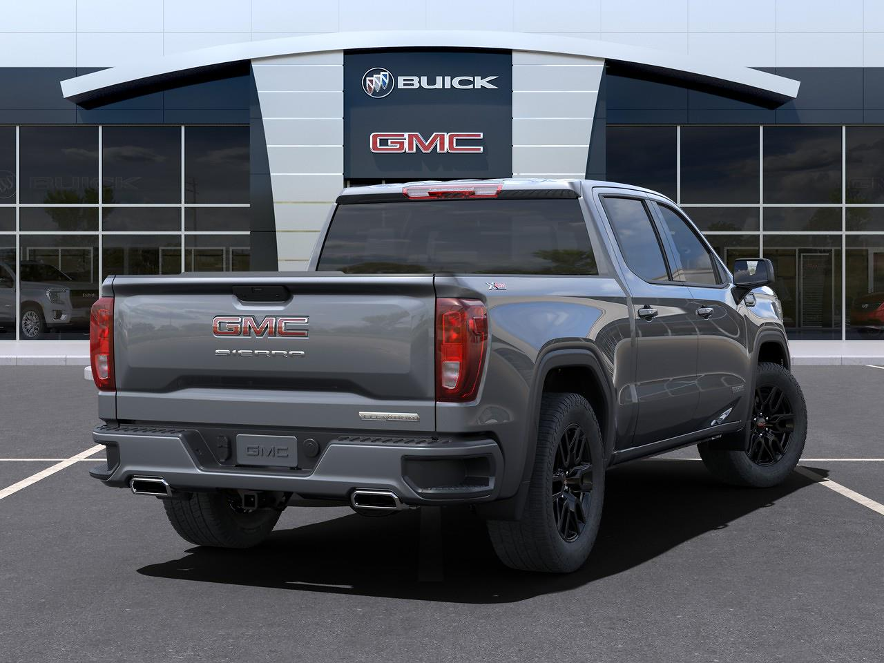 2021 GMC Sierra 1500 Crew Cab 4x4, Pickup #23590 - photo 2