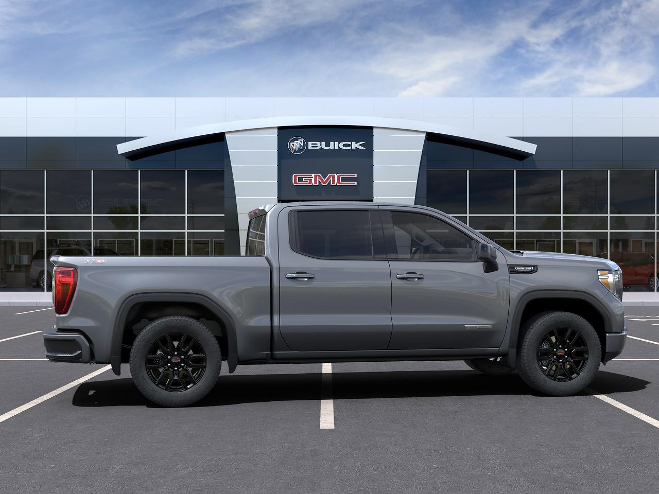 2021 GMC Sierra 1500 Crew Cab 4x4, Pickup #23590 - photo 5