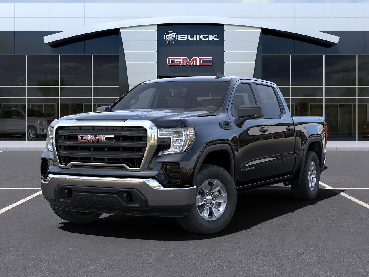2021 GMC Sierra 1500 Crew Cab 4x4, Pickup #23603 - photo 6