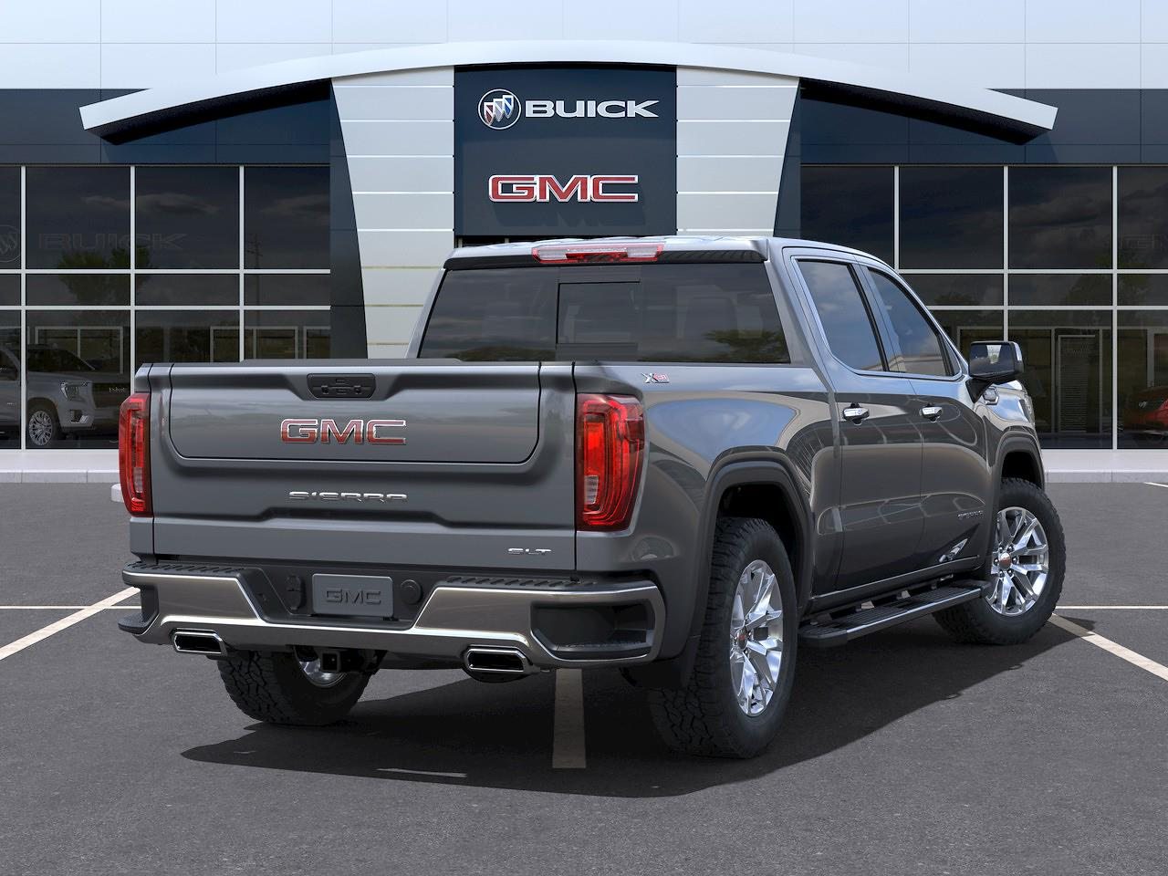 2021 GMC Sierra 1500 Crew Cab 4x4, Pickup #23617 - photo 2