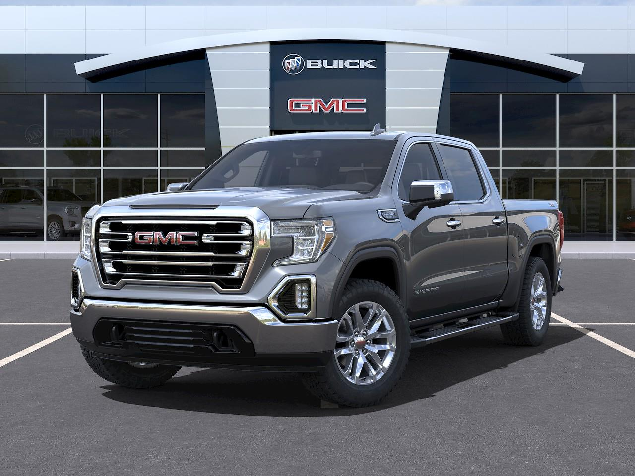 2021 GMC Sierra 1500 Crew Cab 4x4, Pickup #23617 - photo 6