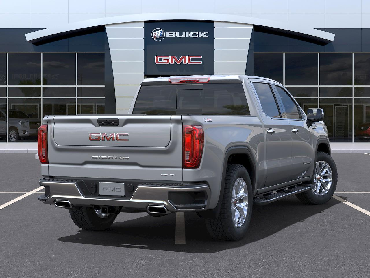 2021 GMC Sierra 1500 Crew Cab 4x4, Pickup #23638 - photo 2