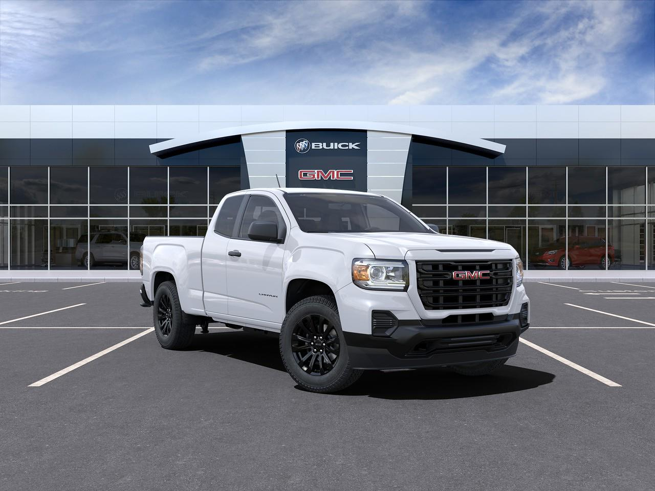 2021 GMC Canyon Extended Cab 4x2, Pickup #23642 - photo 1
