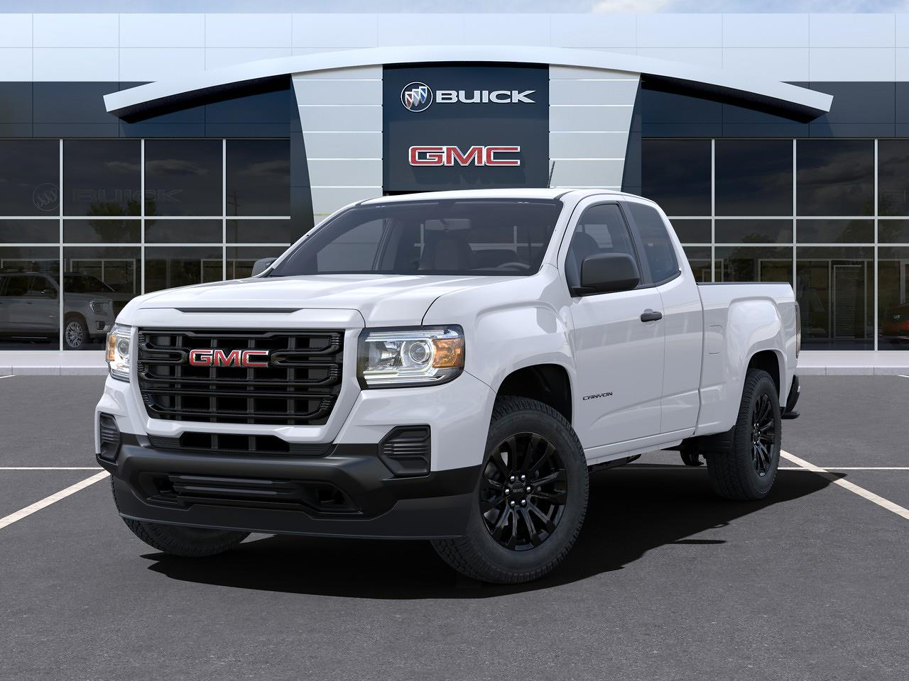 2021 GMC Canyon Extended Cab 4x2, Pickup #23642 - photo 6