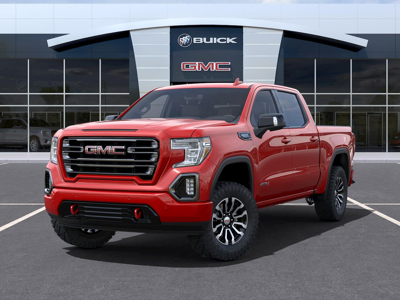 2021 GMC Sierra 1500 Crew Cab 4x4, Pickup #23648 - photo 6