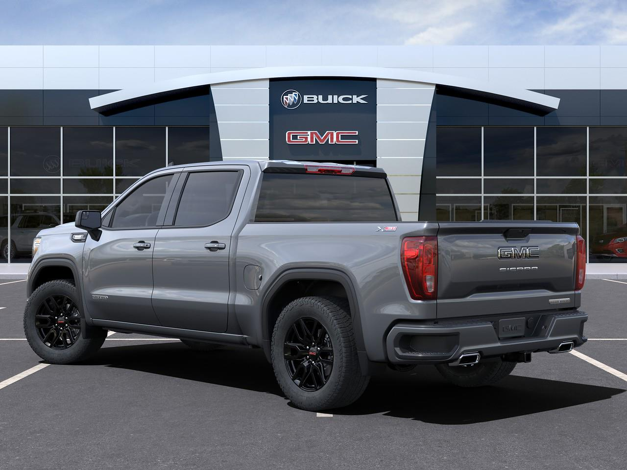 2021 GMC Sierra 1500 Crew Cab 4x4, Pickup #23652 - photo 4