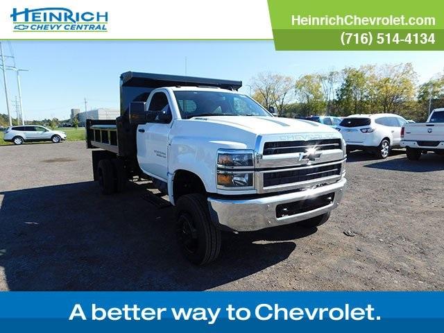 2019 Chevrolet Silverado 5500 Regular Cab DRW 4x4, Rugby Dump Body #126904 - photo 1