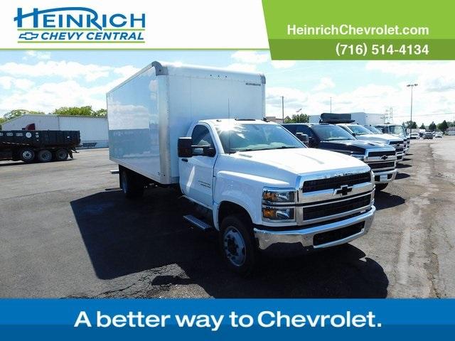 2020 Chevrolet Silverado 6500 Regular Cab DRW 4x2, Duramag Dry Freight #127623 - photo 1