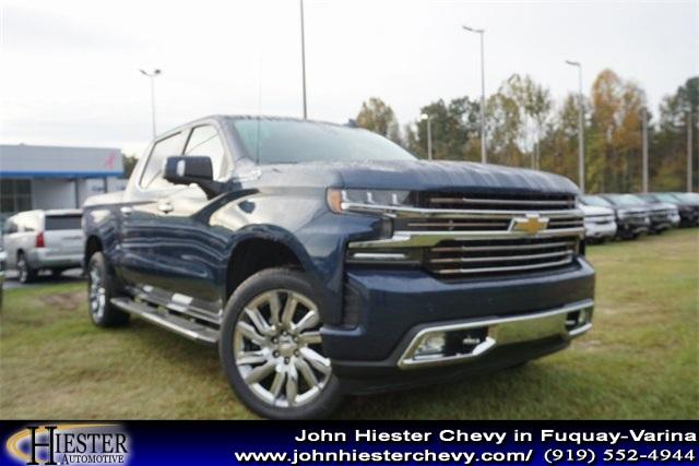 John Hiester Chevrolet Fuquay >> 2019 Silverado 1500 Crew Cab 4x4 Pickup Stock N17336