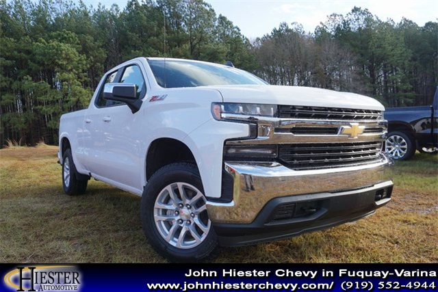 John Hiester Chevrolet Fuquay >> New 2019 Chevrolet Silverado 1500 Pickup For Sale In Fuquay Varina