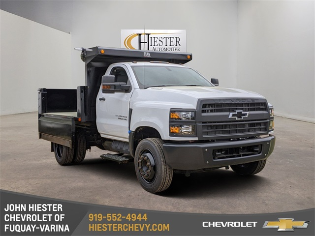 2019 Silverado 4500 Regular Cab DRW 4x2, Godwin Dump Body #N18242 - photo 1