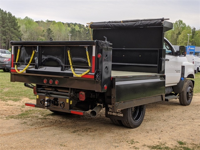 2019 Chevrolet Silverado 4500 Regular Cab DRW 4x2, Godwin Dump Body #N18242 - photo 1