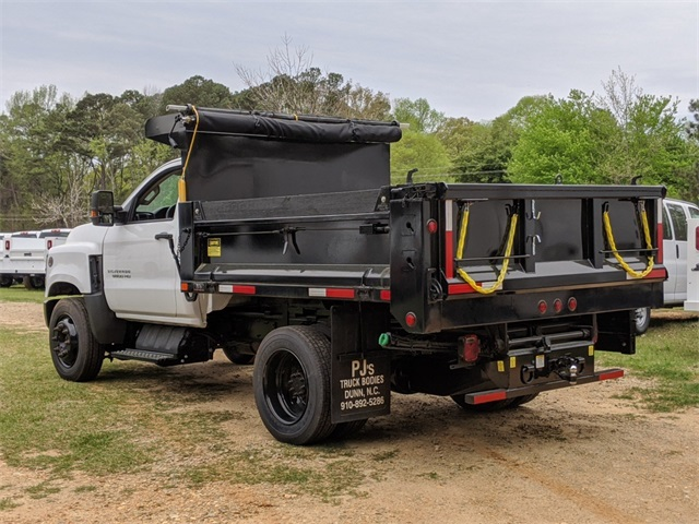 2019 Chevrolet Silverado 4500 Regular Cab DRW 4x2, Godwin 184U Dump Body #N18242 - photo 4