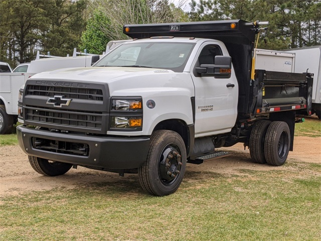 2019 Silverado 4500 Regular Cab DRW 4x2, Godwin 184U Dump Body #N18242 - photo 7