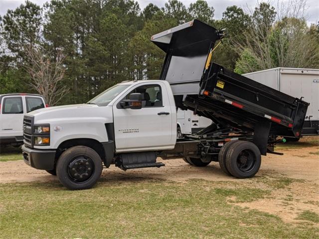 2019 Chevrolet Silverado 4500 Regular Cab DRW 4x2, Godwin 184U Dump Body #N18242 - photo 3