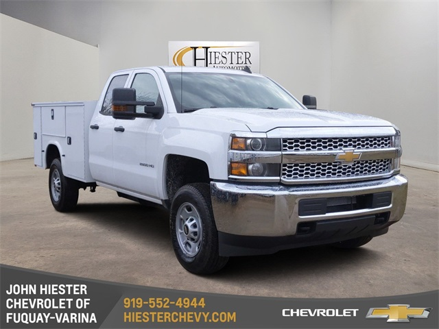 2019 Chevrolet Silverado 2500 Double Cab 4x2, Knapheide Service Body #N19228 - photo 1