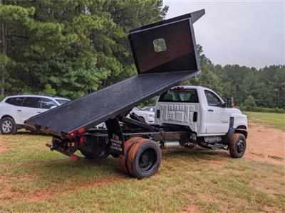 2020 Chevrolet Silverado 4500 Regular Cab DRW 4x4, PJ's Platform Body #N19691 - photo 6