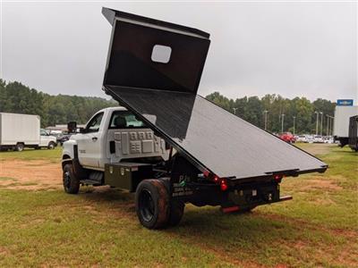 2020 Chevrolet Silverado 4500 Regular Cab DRW 4x4, PJ's Platform Body #N19691 - photo 8