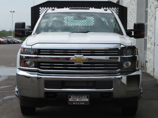 2016 Silverado 3500 Crew Cab DRW, Monroe Platform Body #16C530 - photo 5
