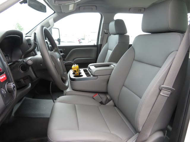 2016 Silverado 3500 Crew Cab DRW,  Monroe Platform Body #16C530 - photo 12