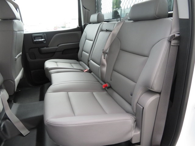 2016 Silverado 3500 Crew Cab DRW,  Monroe Platform Body #16C530 - photo 13