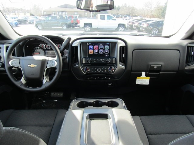 2017 Silverado 1500 Double Cab 4x4,  Pickup #17CC402 - photo 5