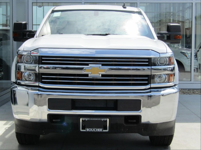 2017 Silverado 2500 Regular Cab 4x4,  Brand FX Body Service Body #17CC627 - photo 3