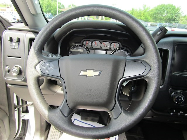 2017 Silverado 2500 Regular Cab 4x4,  Brand FX Body Service Body #17CC627 - photo 7
