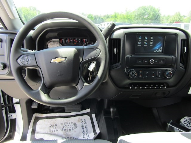 2017 Silverado 3500 Regular Cab DRW 4x4,  Knapheide Dump Body #17CC645 - photo 7
