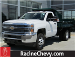 2017 Silverado 3500 Regular Cab DRW 4x4,  Knapheide Dump Body #17CC645 - photo 1