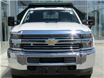 2017 Silverado 3500 Regular Cab DRW 4x4,  Knapheide Drop Side Dump Bodies Dump Body #17CC645 - photo 3