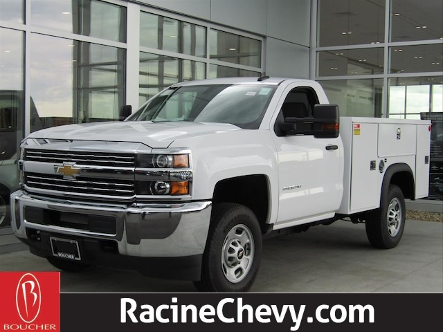 2017 Silverado 2500 Regular Cab 4x2,  Monroe MSS II Service Body #17CC667 - photo 1