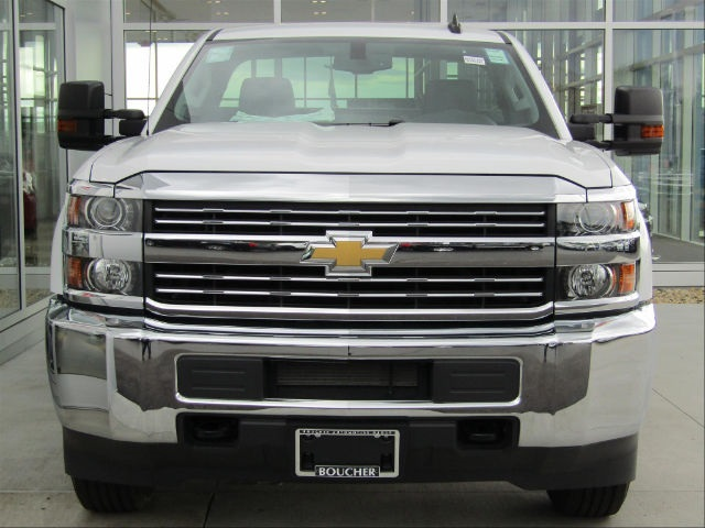2017 Silverado 2500 Regular Cab,  Monroe MSS II Service Body #17CC667 - photo 3