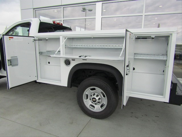 2017 Silverado 2500 Regular Cab 4x2,  Monroe MSS II Service Body #17CC667 - photo 11
