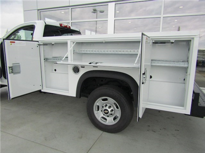 2017 Silverado 2500 Regular Cab,  Monroe MSS II Service Body #17CC667 - photo 12