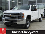 2017 Silverado 2500 Double Cab, Knapheide Service Body #17CC776 - photo 1