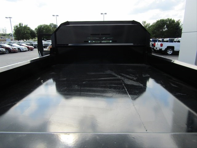 2017 Silverado 3500 Regular Cab DRW 4x4,  Monroe Dump Body #17CC789 - photo 14