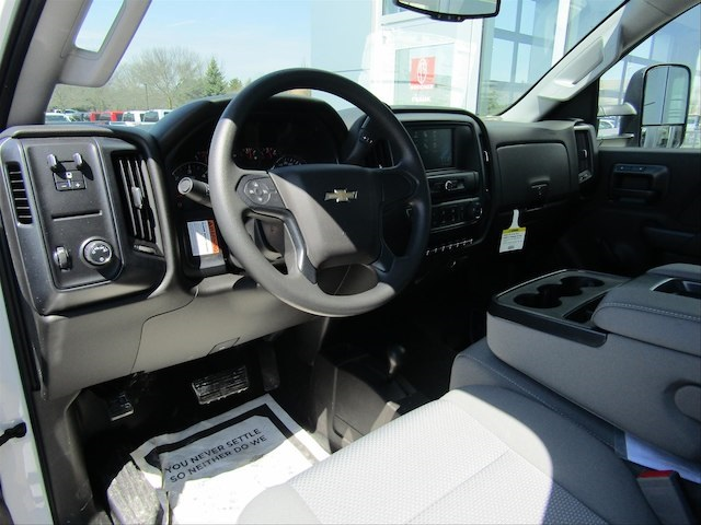2017 Silverado 2500 Regular Cab 4x4,  Service Body #17CC927 - photo 12