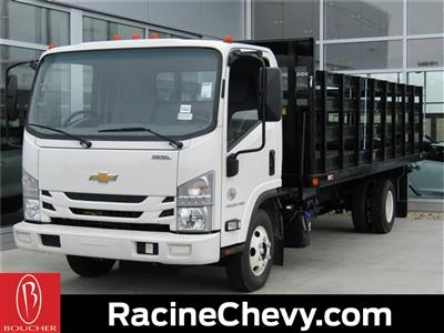 2017 Low Cab Forward Regular Cab 4x2,  Cab Chassis #17CC931 - photo 1