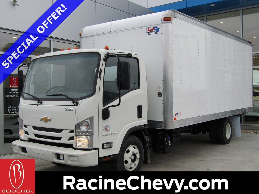2017 Low Cab Forward Regular Cab 4x2,  Cab Chassis #17CC932 - photo 1