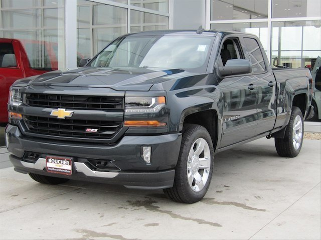 2018 Silverado 1500 Double Cab 4x4,  Pickup #18CC314 - photo 1