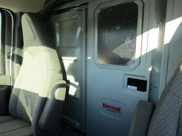 2018 Express 3500, Knapheide Service Utility Van #18CC354 - photo 9