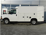 2018 Express 3500, Knapheide Service Utility Van #18CC354 - photo 1