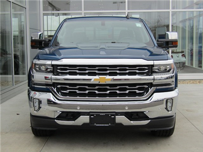 2018 Silverado 1500 Crew Cab 4x4, Pickup #18CC456 - photo 4