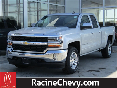 2018 Silverado 1500 Double Cab 4x4,  Pickup #18CC492 - photo 1