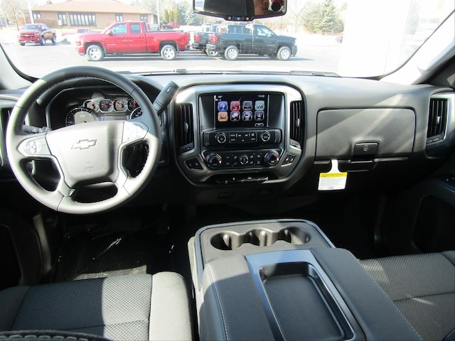 2018 Silverado 1500 Double Cab 4x4,  Pickup #18CC507 - photo 5