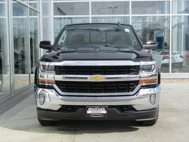 2018 Silverado 1500 Double Cab 4x4,  Pickup #18CC518 - photo 4