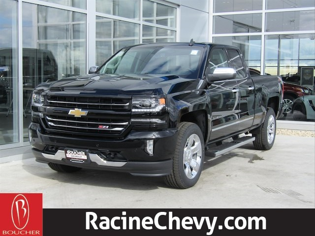 2018 Silverado 1500 Double Cab 4x4,  Pickup #18CC519 - photo 1