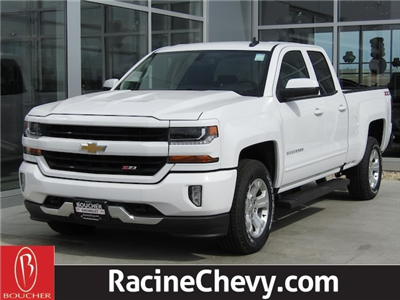 2018 Silverado 1500 Double Cab 4x4,  Pickup #18CC530 - photo 1