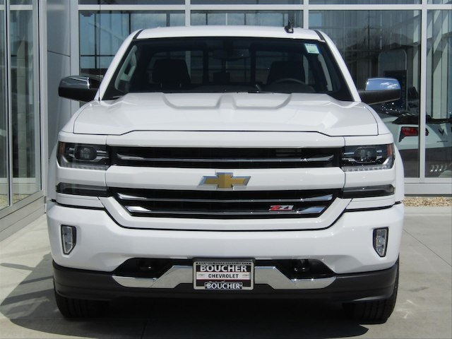2018 Silverado 1500 Double Cab 4x4,  Pickup #18CC607 - photo 4